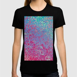 Colorful Corroded Background G284 T-shirt