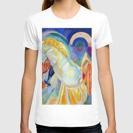 """Robert Delaunay """"Nu à la toilette (Nu à la coiffeuse)"""" (Musée 'Art Moderne de la Ville de Paris) T-shirt"""