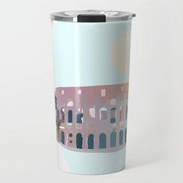 Colosseum Rome Travel Mug