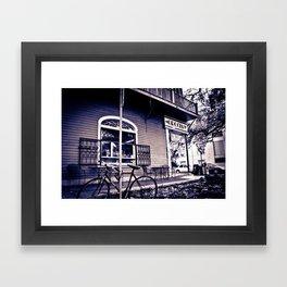 Saint Charles Grocery Framed Art Print
