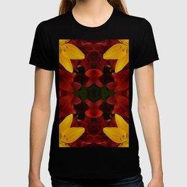 """A Gathering of Lilies"" Remix - 2 (2-1) [D4466~24] T-shirt"