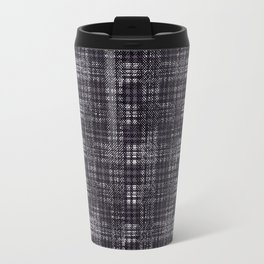 Classical dark cell. Travel Mug