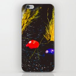 The Perfect Pick iPhone Skin