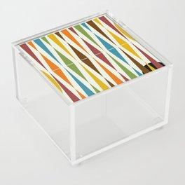 Mid-Century Modern Art 1.4 Acrylic Box