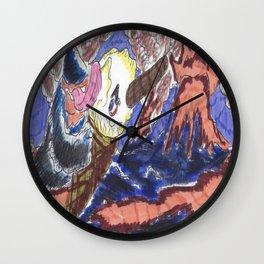 Hot enough for 99? Wall Clock