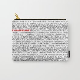 Type: The HungerGames Carry-All Pouch
