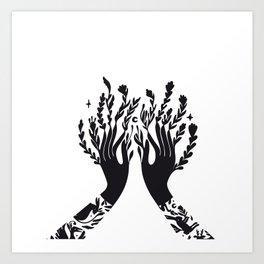 Isthar Art Print