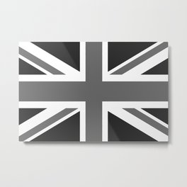 Union Jack Flag - High Quality 3:5 Scale Metal Print
