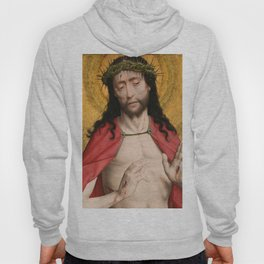Dirk Bouts, Christ Crowned With Thorns, 1470 Hoody