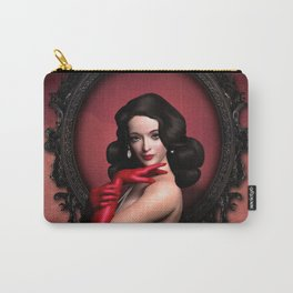 Red gloves fetish Carry-All Pouch