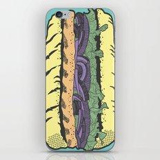 food masquerade iPhone & iPod Skin