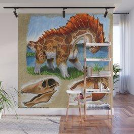 Amargasaurus Wall Mural