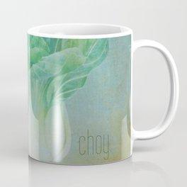Bok Choy Still Life  Coffee Mug