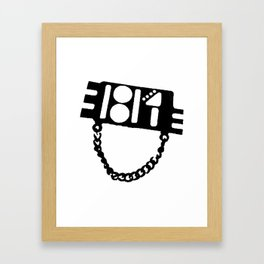 RN1814 Framed Art Print