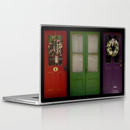 Doors of Clinton Laptop & iPad Skin