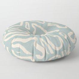 Organical shapes #443 Floor Pillow