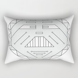 Robot technology #society6 #decor #buyart #artprint Rectangular Pillow