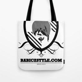 Babiczstyle Logo Tote Bag