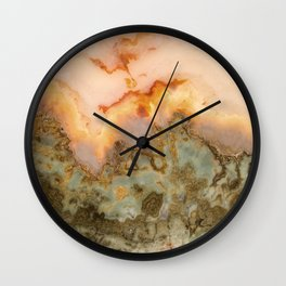 Idaho Gem Stone 10 Wall Clock