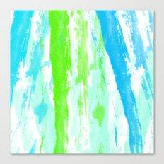 Fresh Paint Canvas Print