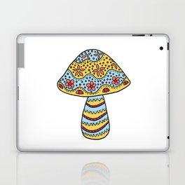 A Single Mushroom (3) Laptop & iPad Skin