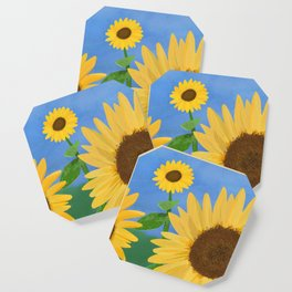 Sunflower Day Coaster