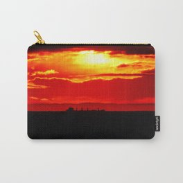 Ship under the Sun Carry-All Pouch