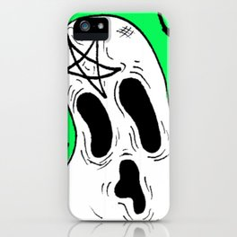 """Ghost boy"" iPhone Case"