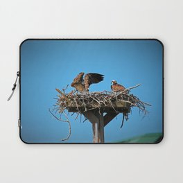 When Your Spouse is Being Dramatic II Laptop Sleeve