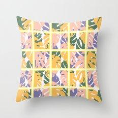 Exotism Throw Pillow