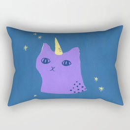 Unikitty Kittycorn Rectangular Pillow