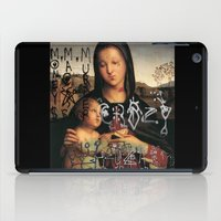 madonna iPad Cases featuring Madonna  by Mexicanfood