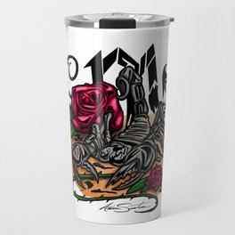 Scorpio - Zodiac Travel Mug