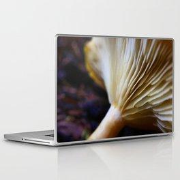 Mushroom Macro Laptop & iPad Skin