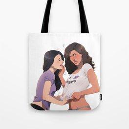 I love... Tote Bag