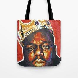Notorious Biggie - BIG Tote Bag