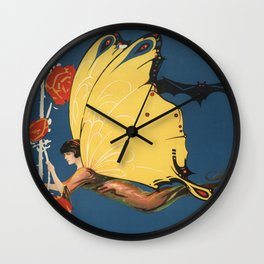 The Hungry Heart Wall Clock