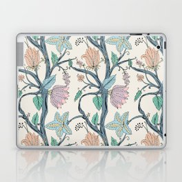 botanical pastel Laptop & iPad Skin