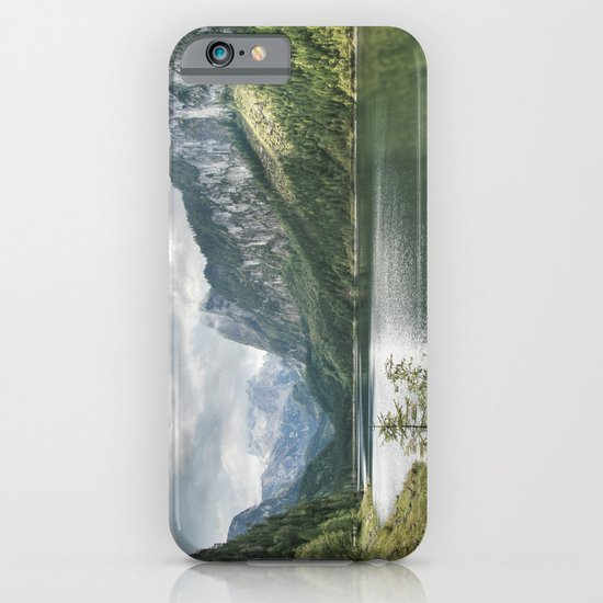Gosausee iPhone & iPod Case