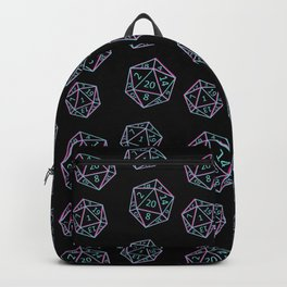 D20 Offset Crits Backpack