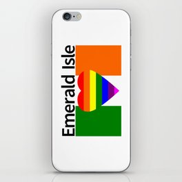 Ireland Gay Wedding iPhone Skin