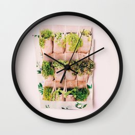 Fresh Wall Clock
