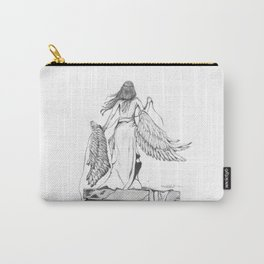 Too Heavy to Carry Carry-All Pouch