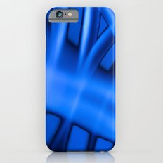Nothing But Blue #3 iPhone 6s Slim Case