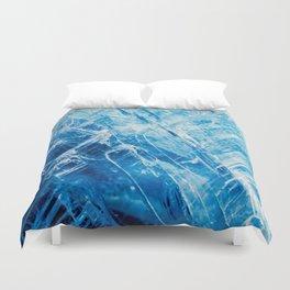 Blue Kyanite Duvet Cover
