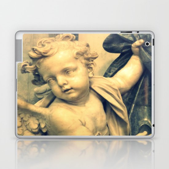 The Hallelujah Cherub. Laptop & iPad Skin
