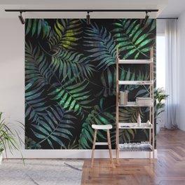 Reeya Tropical {Jade} Wall Mural
