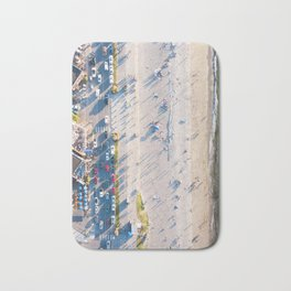Alki Beach Bath Mat