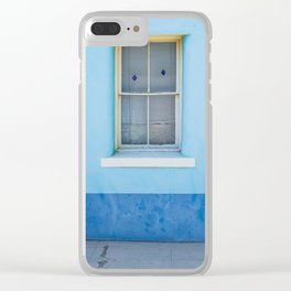 Barrio Viejo #3 Clear iPhone Case