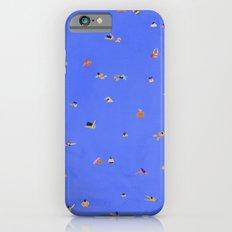 Electric blue Slim Case iPhone 6s